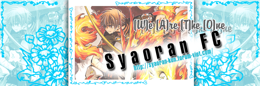 Syaoran Fan Club