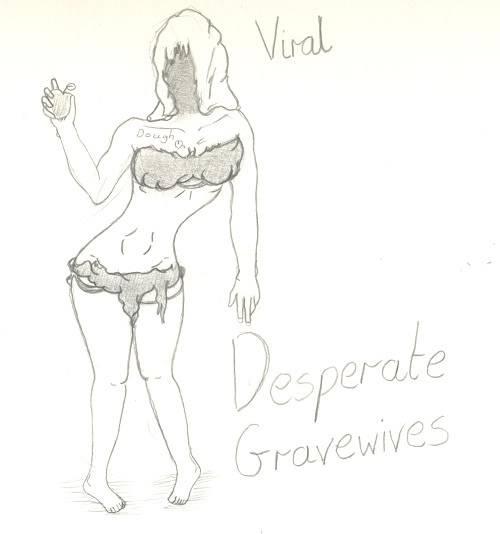 Desperate Gravewives ViralLOL