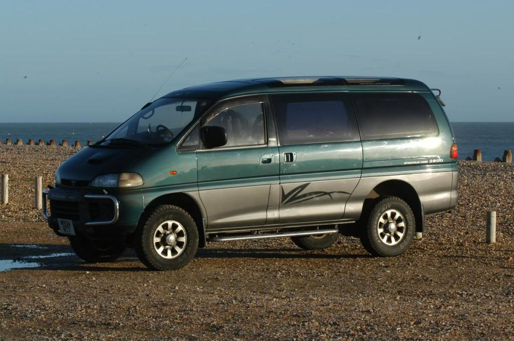 Mitsubishi Delica Delica