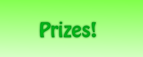 Click here for the list of prizes!