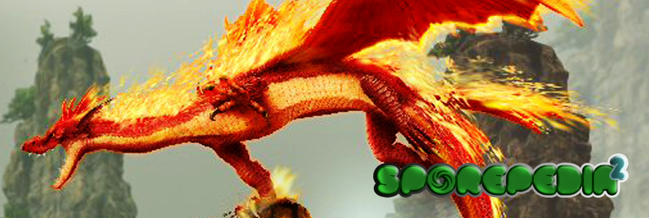 Banners Sporepedia2 Dragon2