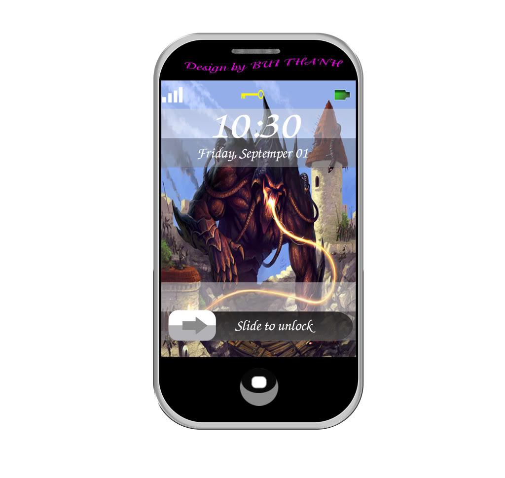 Các tác phẩm của Adin(Sd PTS) Iphone