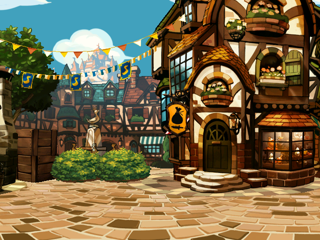 Village Stage Mugen001-1