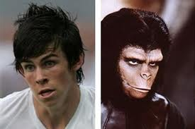 Sporting lookalikes - contains images Monkey