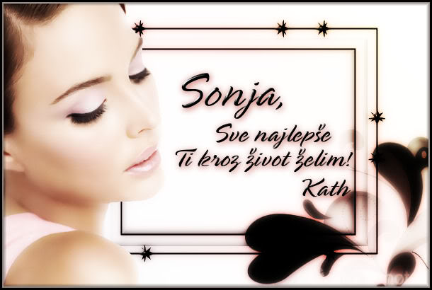 Sonja  Happy Birthday ! - Page 2 Sonja