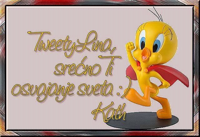 Tweetylina Tweety