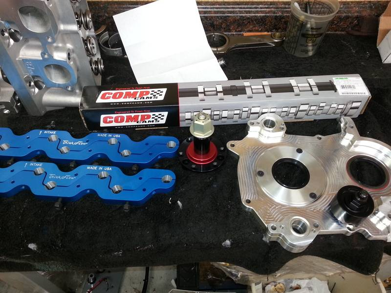 598ci TFS A-headed build for the Dragster 20151222_112349_zps7xxgz3gk