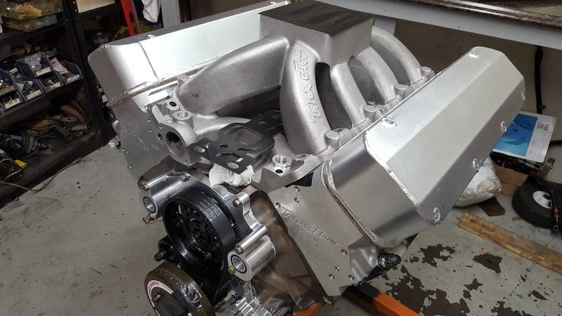 598ci TFS A-headed build for the Dragster 20160407_193102_zpsjiebk4s7