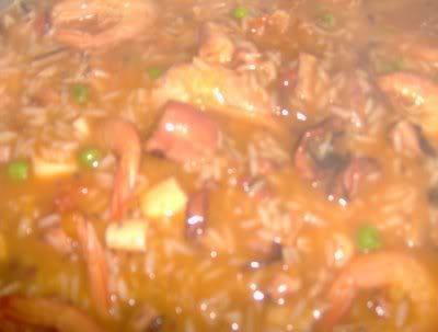 arroz de polvo com camarão e ervilhas DoceananC3A1s013
