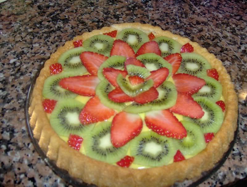 tarte de kiwi e morango,não vai ao forno Tartedemorangoekiwi005