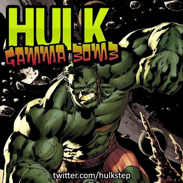 HULK : Gamma Bomb : Tracklisting & Info Hulk_Gamma_Bomb_coverart