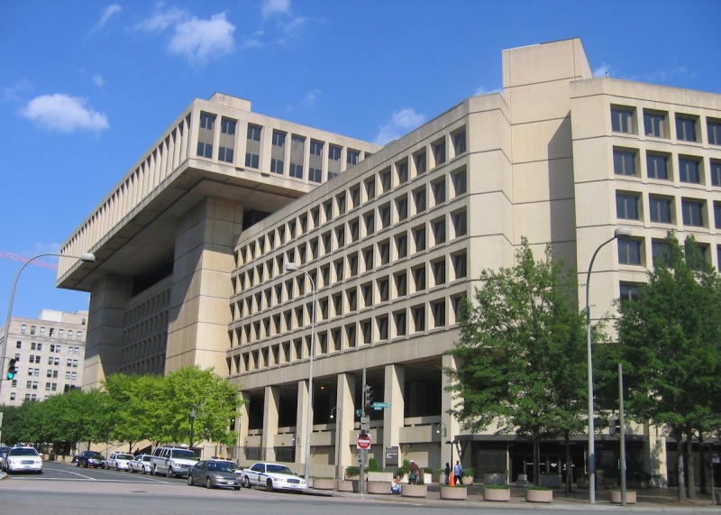 The J Edgar Hoover Building Hoover01