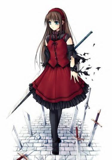 .×..Anime Warrior..×.. Warrior