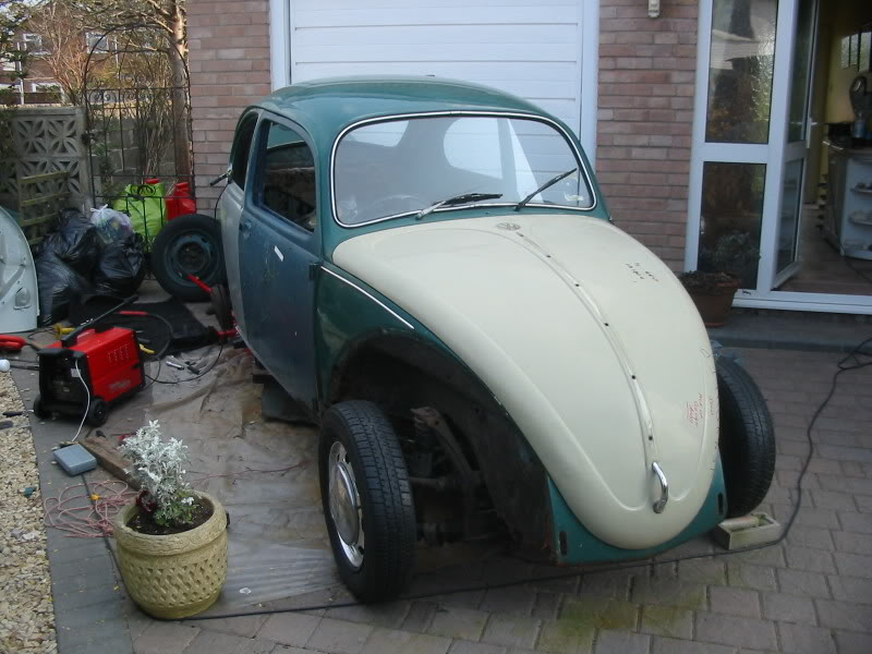 """The Joker 67""  Bug resto  IMG_1143"