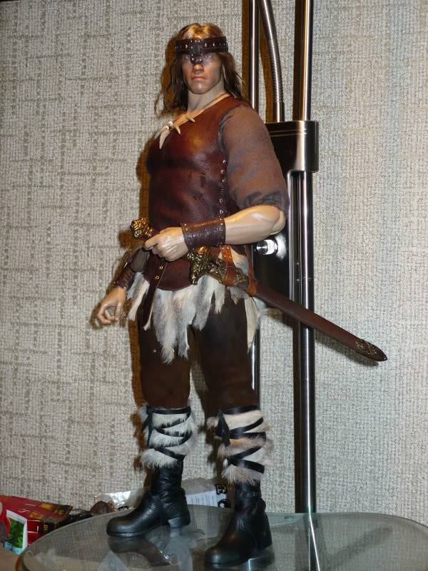 Conan  The Barbarian Schwarzenneger P1010213
