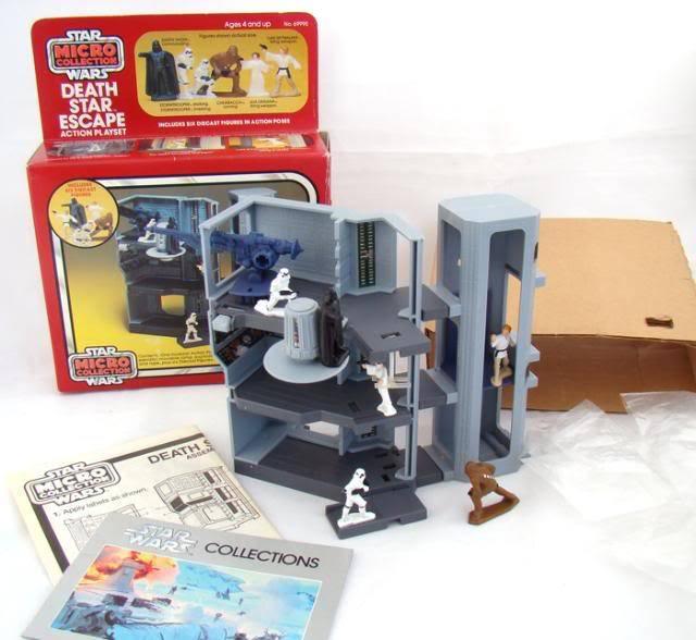 Micro Ships Thread  DeathStarEscape9