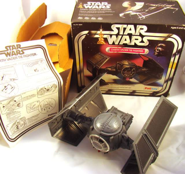 Your own TOP FIVE Vintage items! - Page 3 DarthVaderTIE8