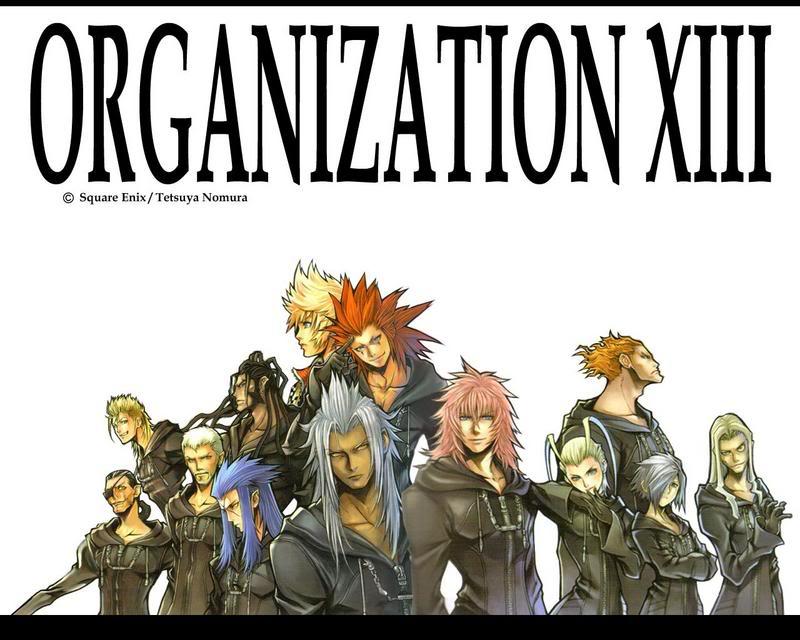 Organization XIII Organization_XIII_Wallpaper_by_Seto