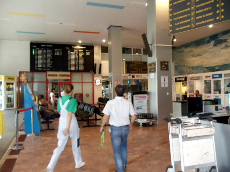 Aeroportul Timisoara (Traian Vuia) - iulie 2011 DSC00577