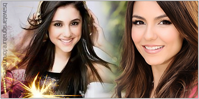 Ariana Grande | Victoria Justice Assarianaevic