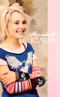 Annabeth Reader