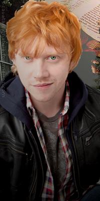 Ronald B. Weasley