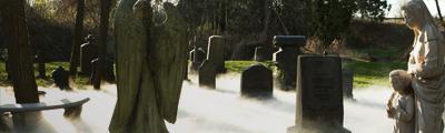 Cemitério de Mystic Falls