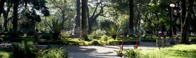 Praça de Mystuc Falls
