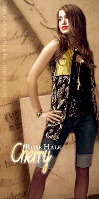 Rose Hale Cherry