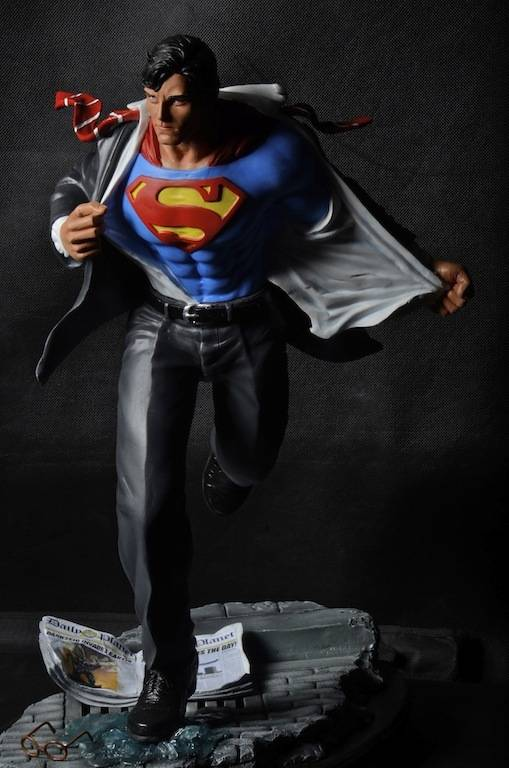 [Custom da Semana] Clark Kent Superman 1/4 scale | by xentric83 3a141866f8a7d9a85d75850e6d79b4b6_zps0b9fb59d