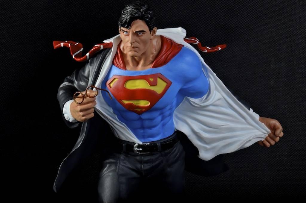[Custom da Semana] Clark Kent Superman 1/4 scale | by xentric83 5d67ef1f24dd8160915a559558352de4_zpsa7cc5423