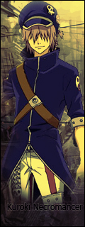 Kuroki Necromancer