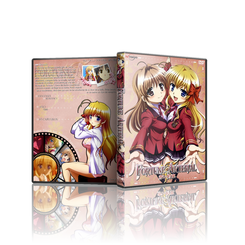 Fortune Arterial [1] FortuneArterial