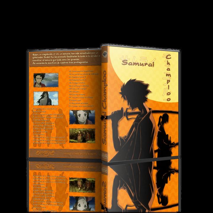 Samurai Champloo - (3 modelos) Samuraichamploo2