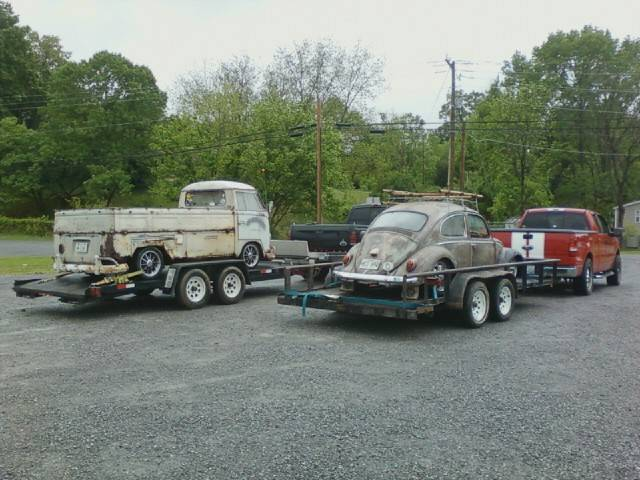66 White Trash scab Downsize