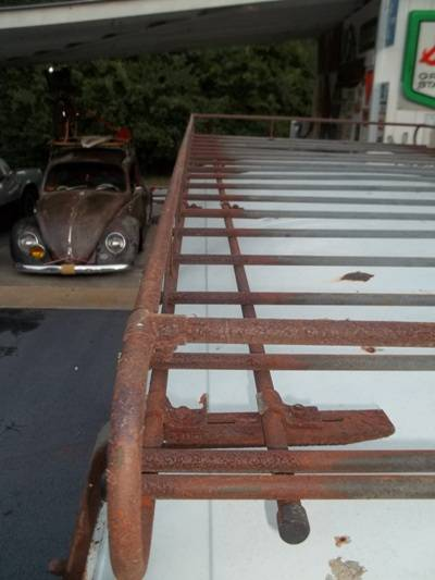 Rust removal by electrolysis (revisited) with detailed photos/info 102_1451