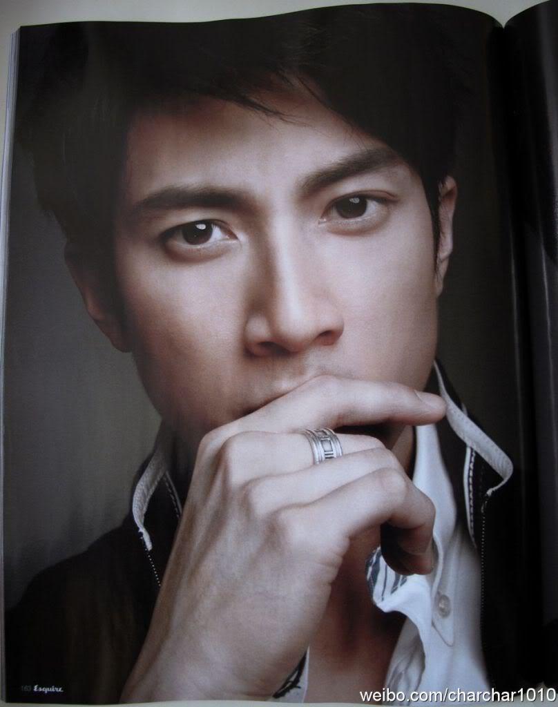 MAG: Chun's Magazine Spreads (2011)  63422dddjw1dgrth9z02dj