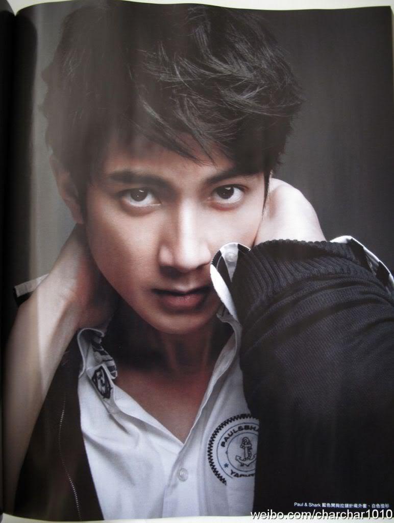 MAG: Chun's Magazine Spreads (2011)  63422dddjw1dgrthtlq50j