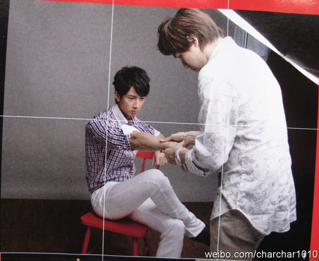 MAG: Chun's Magazine Spreads (2011)  63422dddjw1dgrukc8811j