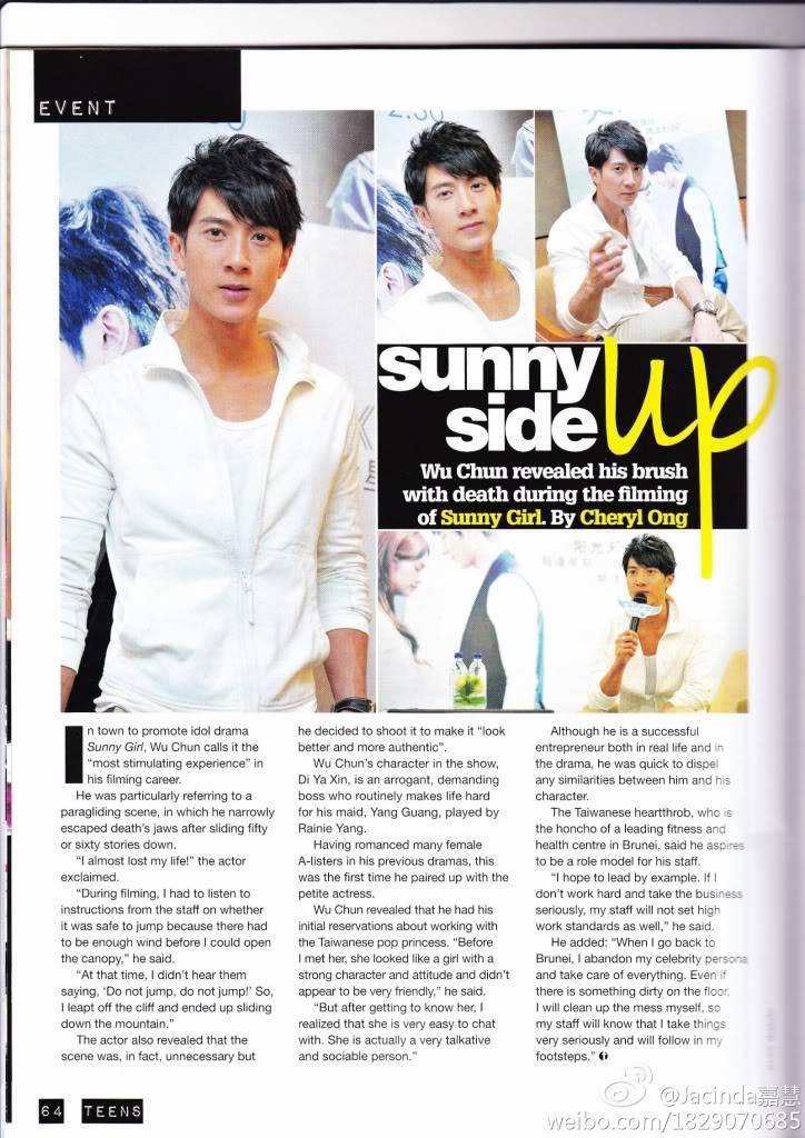 MAG: Chun's Magazine Spreads (2011)  6d05675dgw1dm4nsqaou6j