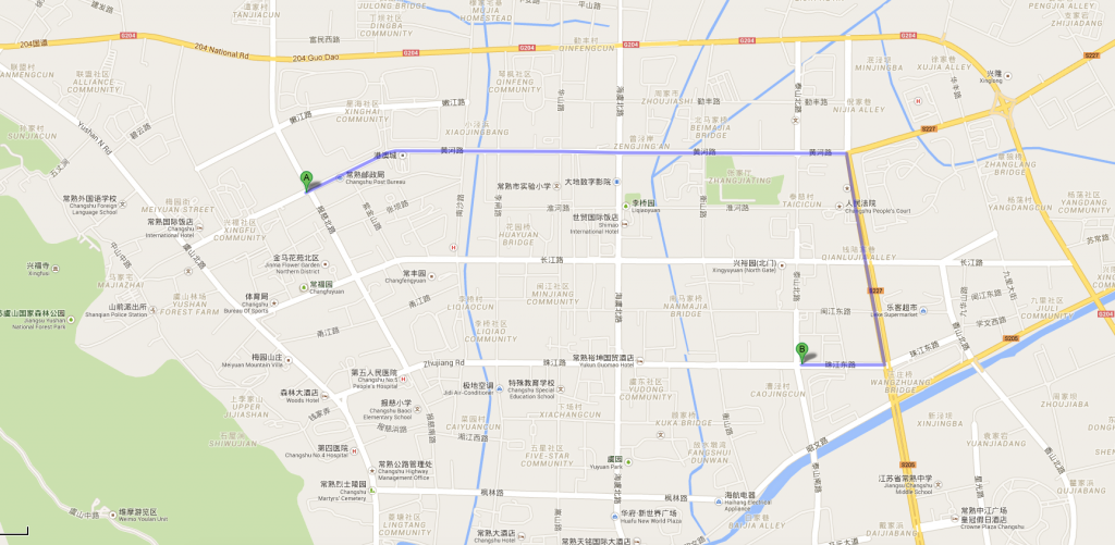Thinking of moving to Changshu but can't find any information....please help!  Capturedrsquoeacutecran2014-12-15agrave175656
