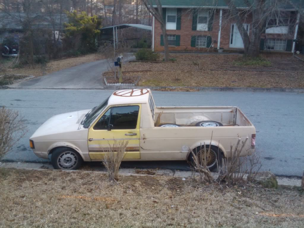 my 81 caddy  IMG_20110127_174647