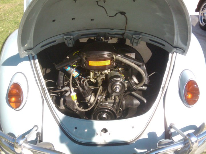 67 Zenith Blue Enginebay
