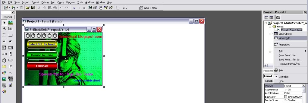 Tutorial Membuat Multi Injector Point Blank With Picture. Hdhdgdg