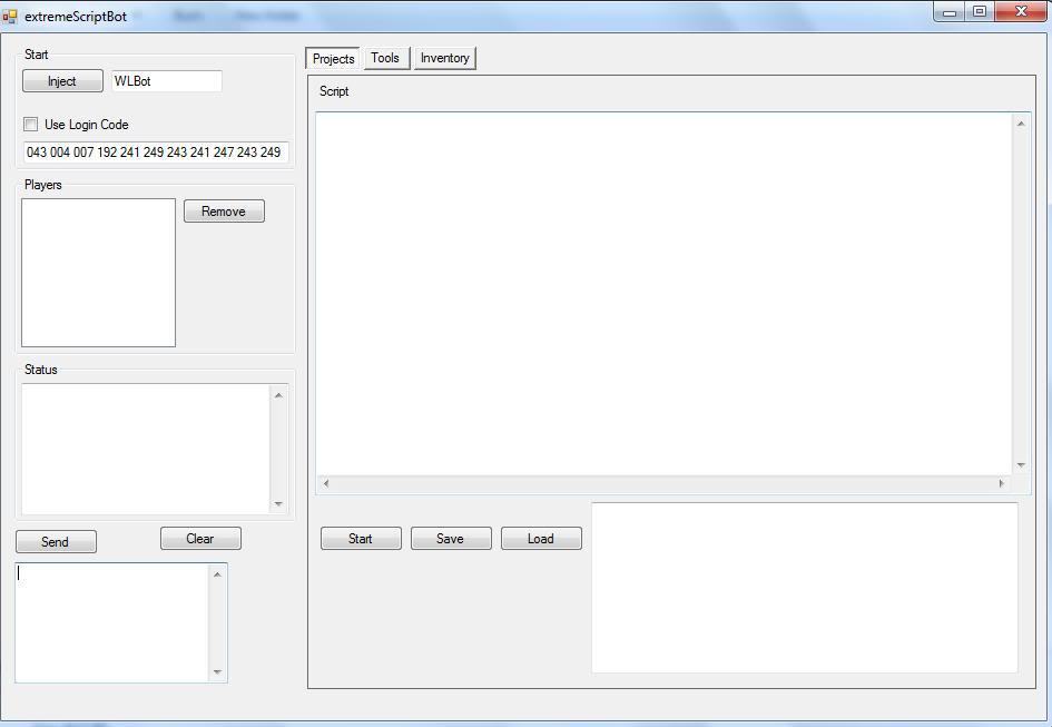Phần mềm hỗ trợ wonderland Scriptbot