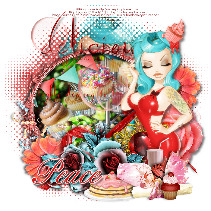 "::PinUpToons ""Delicious"" Cupcakes Pick Up PeacePUT3_zpseb41dd65"