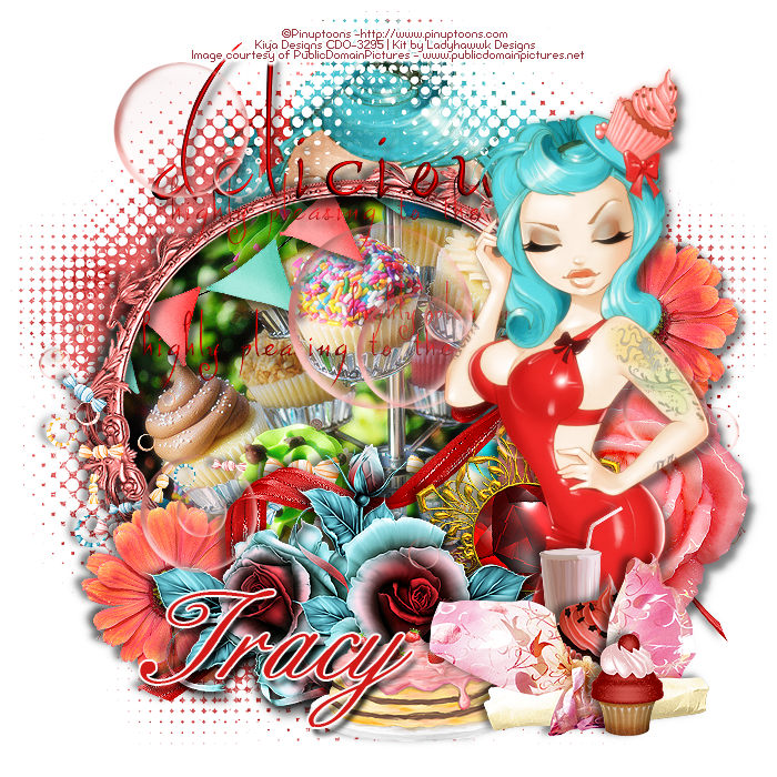"""::PinUpToons """"Delicious"""" Cupcakes Pick Up TracyPUT3_zps74f62127"""
