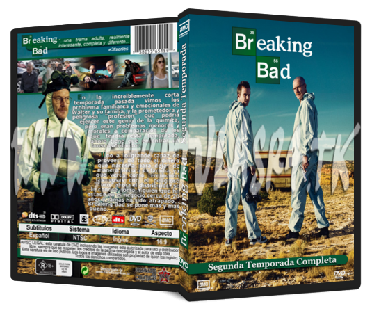 Breaking Bad Segunda Temporada [2009] Breaking-bad-t2