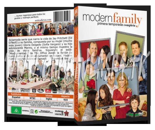 Modern Family Primera Temporada[2009] Modern-family-t1