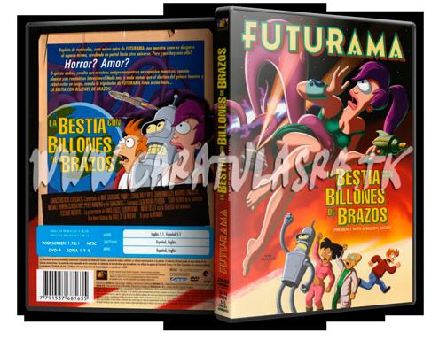 Futurama Peliculas (2007-2009) Futurama---la-bestia-con-billones-de-brazos